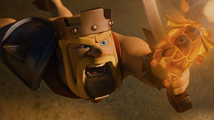 Clash of Clans brings a threefold increase in sales for Supercell
