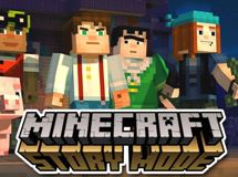 Minecraft: Story Mode Review
