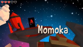 Momoka - an interplanetary adventure