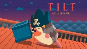 Tilt: Quill's Quandary - incredible puzzle game