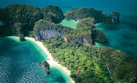 Take incredible journey to Krabi, Thailand - the beautiful natural islands