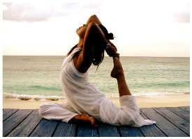 Easy ways to keep practicing Yoga while taking a trip