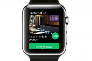 LoungeBuddy and Booking Now apps on Apple Watch supports your travel