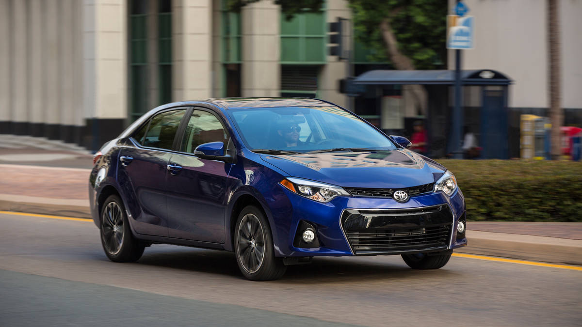 2016 Toyota Corolla S Plus review: A lid for every pot