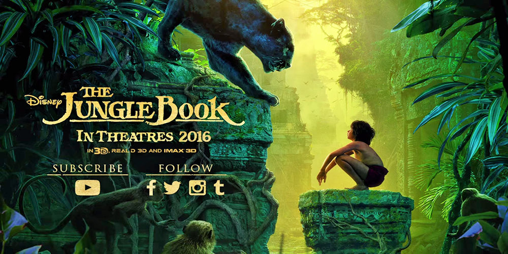 The Jungle Book is a film which made a big buzz in world film industry in 2016