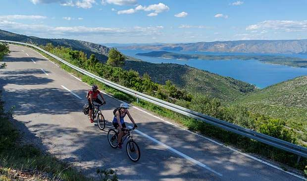Biking holiday in Croatia, Dalmatian Coast