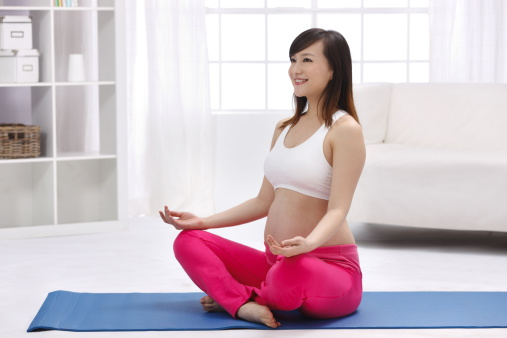 The Best and Worst Exercises for Pregnant Women