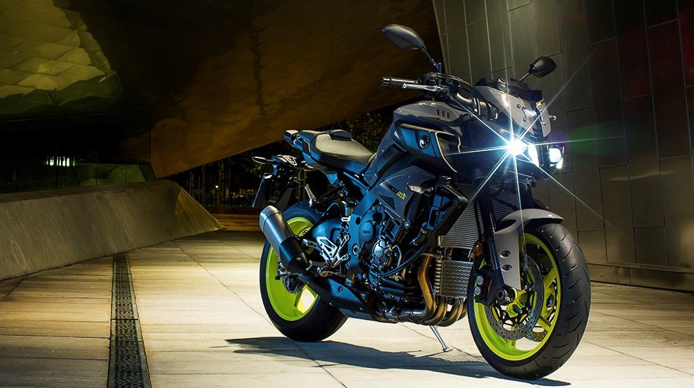 Review: YAMAHA MT-10 offically Launched