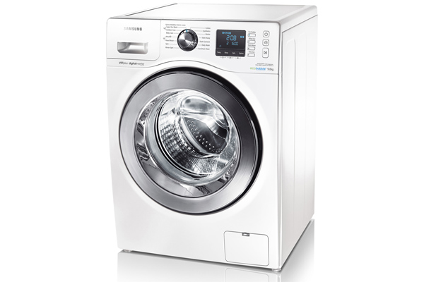 Review Washing Machine: SAMSUNG WF90F7E6U6W