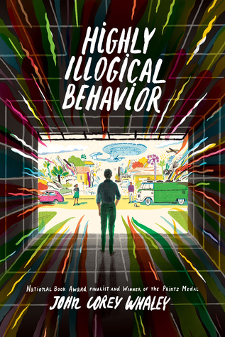 Reviews Book: John Corey Whaley's Highly Illogical Behavior