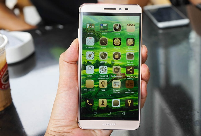 Smartphone Reviews: Coolpad Max - Good phone for you