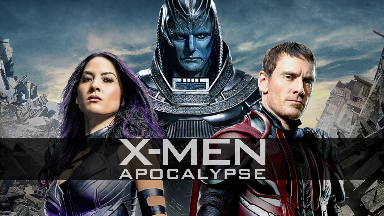 Movie Reviews: X-Men: Apocalypse - the blockbuster film in 2016