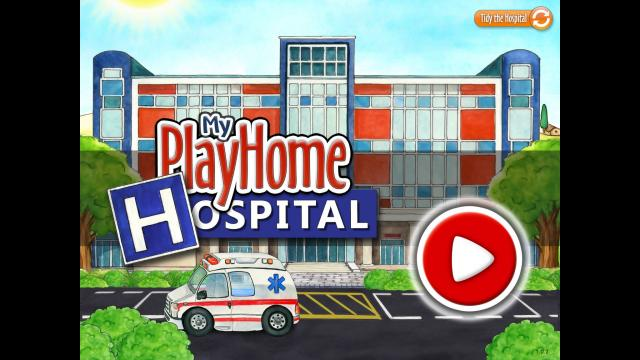 App Reviews: My PlayHome Hospital - App for iPhone, iPod Touch, iPad