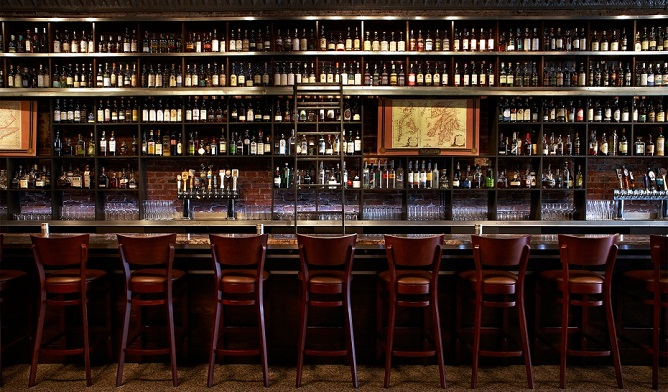 Best America's Whiskey Bars (Part 1)