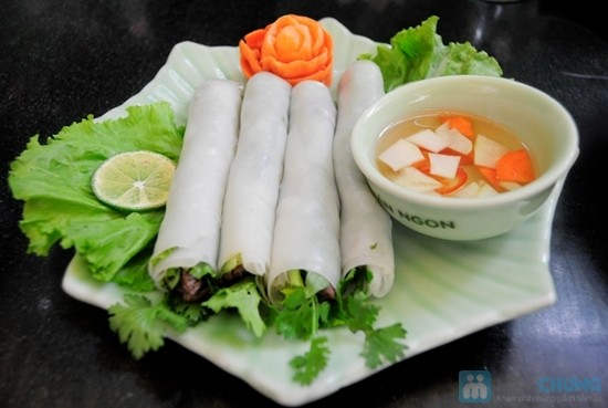 10 Delicous and famous dishes you must try when travel Viet Nam