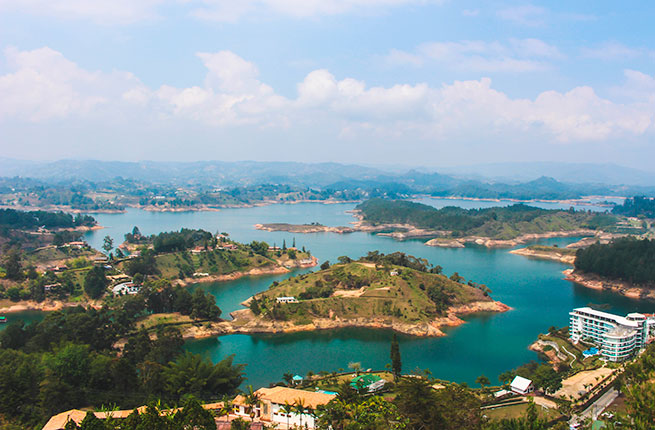 Reasons For Why You Should Visit Guatape, Colombia