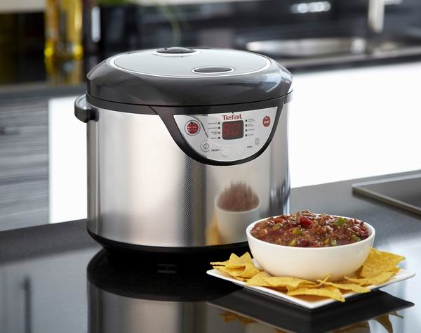 Appliance Reviews: TEFAL RK302E15 - Multi Cooker: 8 in 1