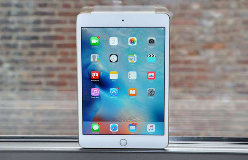 Tablet Reviews: Ipad Mini 4 - Nice Design, Improved Battery Life