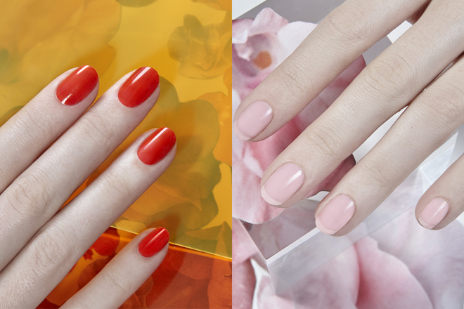 A nice Backstory of 2 New Nail Polishes in summer