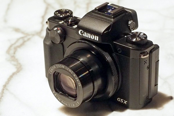 Camera Reviews: Canon PowerShot G5 X is a great Camera