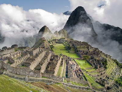 Machu Picchu: City in the clouds