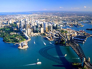 The famous tourist destinations in Australia