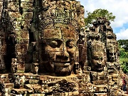 "Travel to the ""country temples"" of Cambodia with many experiences"