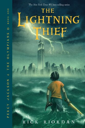 The Lightning Thief (Percy Jackson and the Olympians #1) Review