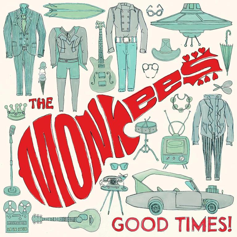 The Monkees Album Reviews: Good Times Album - A Fantastic Comeback