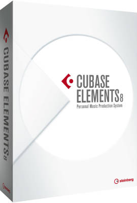 Steinberg Cubase Elements 8 Reviews - Digital Audio Workstation