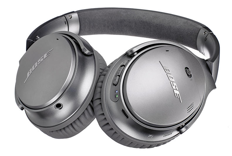Bose Quietcomfort 35 Reviews - New Bose's Noise-Cancelling Headphones