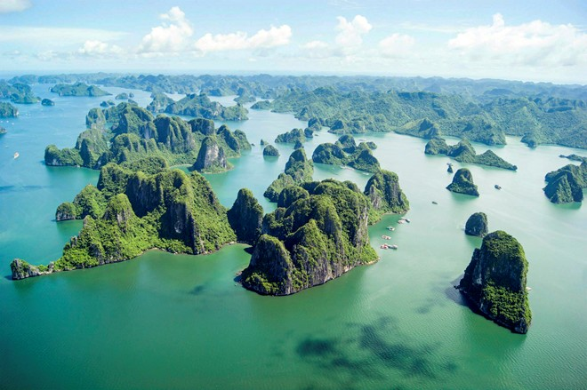 Travel Vietnam: Things To Do In Halong Bay