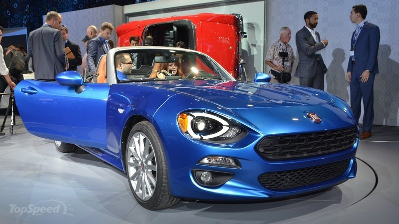 Car Review: 2017 Fiat 124 Spider