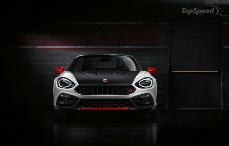 Fiat Cars: 2018 Fiat 124 Spider Abarth