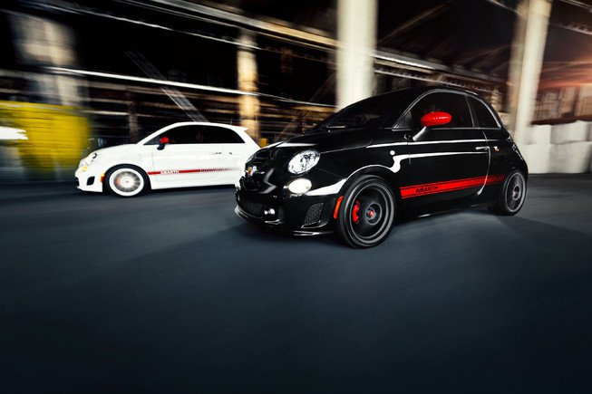 Fiat Cars: Fiat 500 Abarth Review