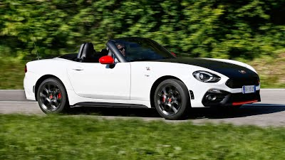 Fiat Cars Review: Abarth 124 Spider