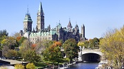 Famous landmarks of world in Canada