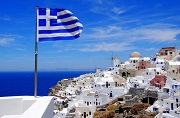 Fascinating places in Greece captivated many travellers