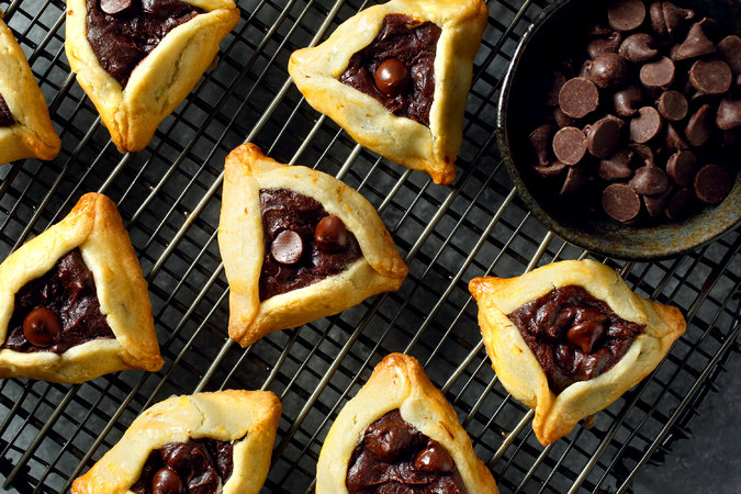 Cooking Recipes: Chocolate Hamantaschen