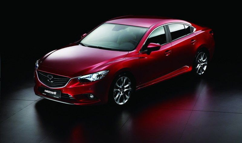 Mazda Cars: Mazda 6 Review