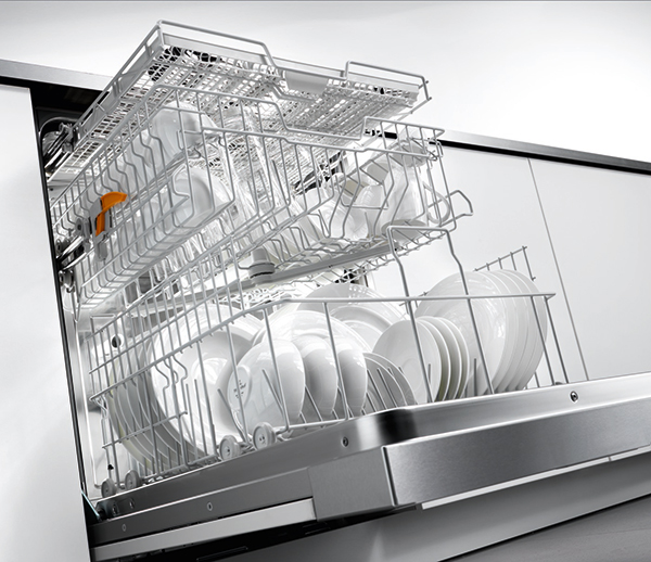 Appliance Kitchen: Miele G6410SC Dishwasher Review -