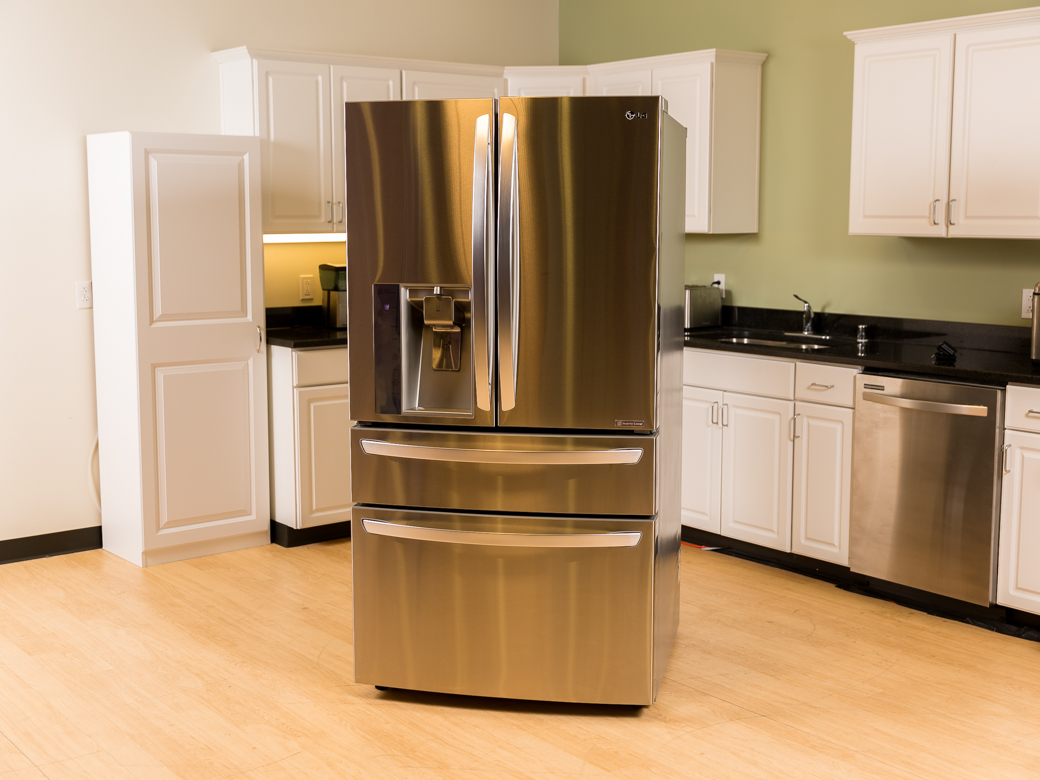 LG LMXS30786S Review - 4-Door French Door Refrigerator