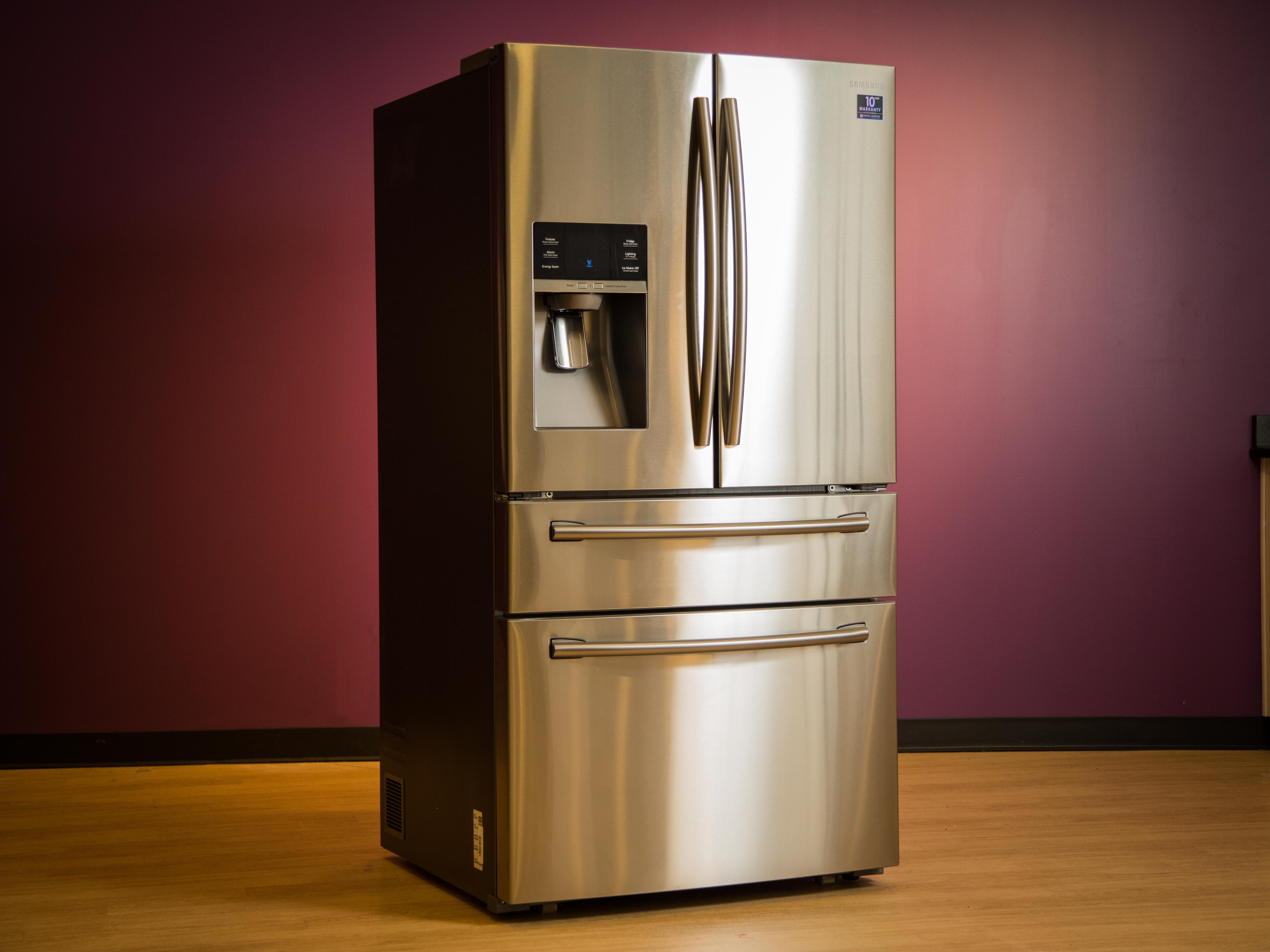 Samsung RF28HMEDBSR review -  Four-Door French Door Refrigerator