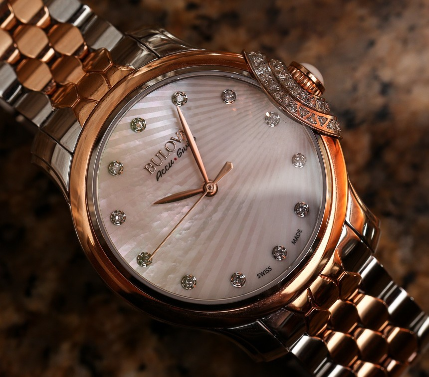 Watch Reviews: Bulova Bellecombe - Bulova Womens Watches