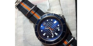 Watch Reviews: Bulova Marine Star Watch