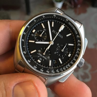 Watch Reviews: Bulova Moon Watch
