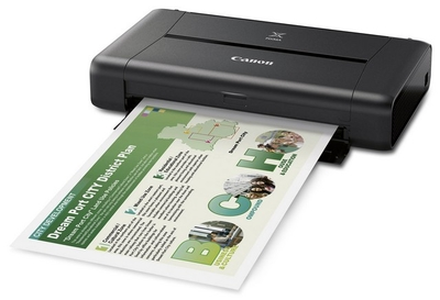 Printer Reviews: Canon Pixma iP110