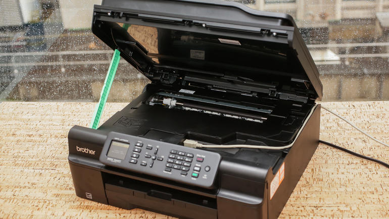 Printer Reviews: Brother MFC-J470DW