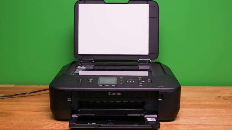 Printer Reviews: Canon Pixma MG5620