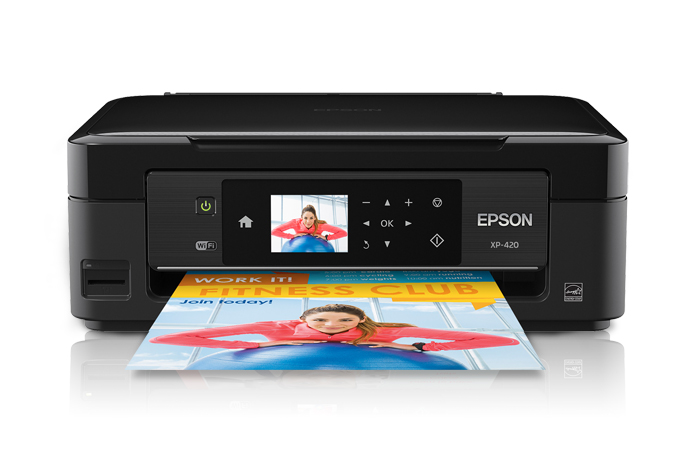 Printer Reviews: Epson Expression XP-420